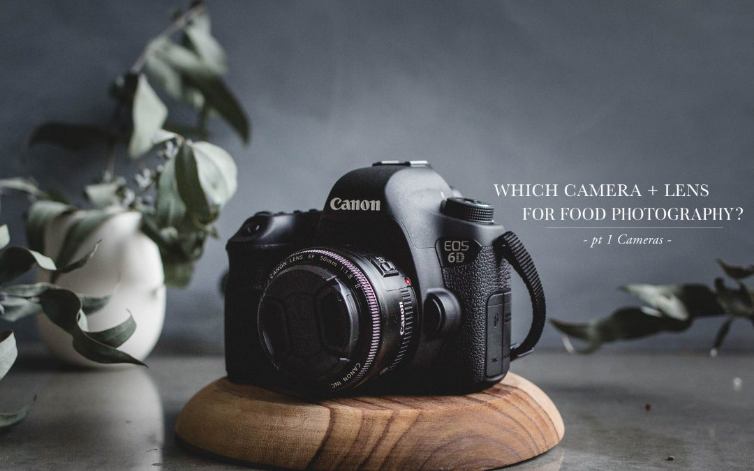 Which camera for food photography?