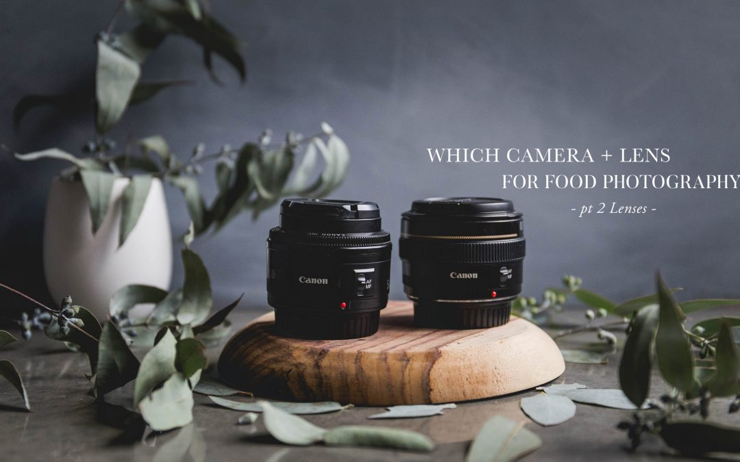 Which lens for food photography?